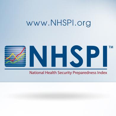 National Health Security Preparedness Index (NHSPI)