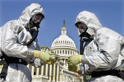 Hazard Suits National Capitol