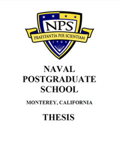 NPS Theses & Research Reports