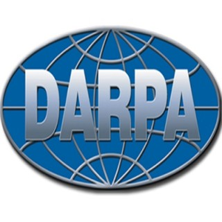 The logo of DARPA - Defense Advanced Research Projects Agency