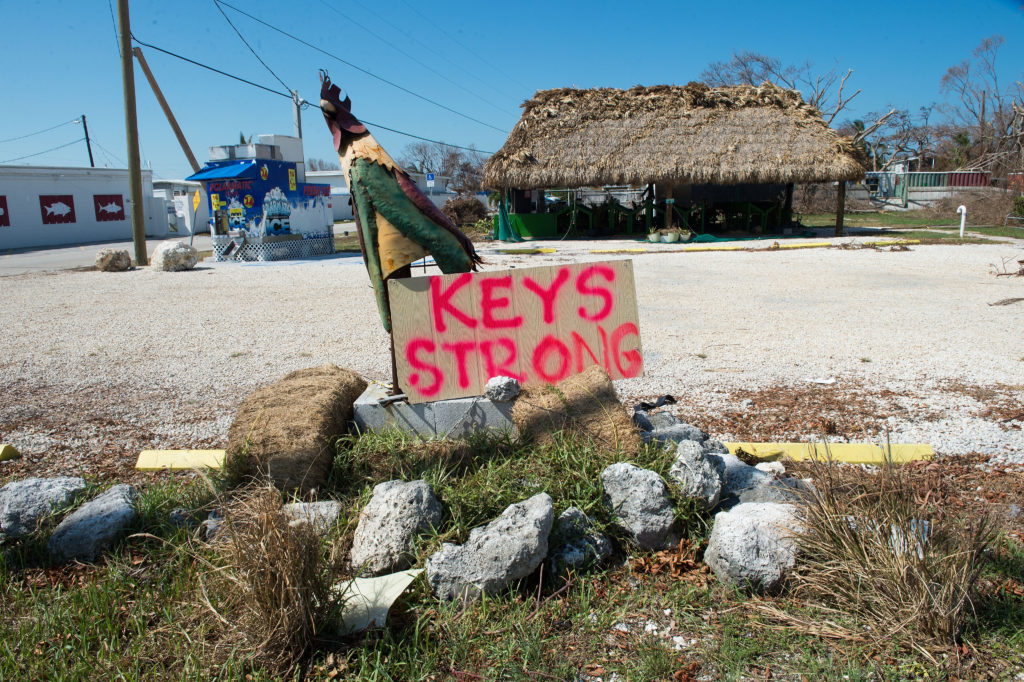 Keys Strong sign of encouragement after Hurricane Irma