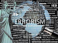 terrorism word associations
