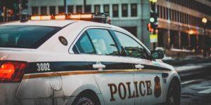 police car law enforcement