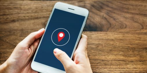 cell phone global positioning system