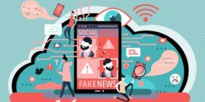 social media and fake news. propaganda disinformation.