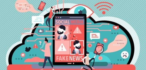 social media and fake news. propaganda disinformation.