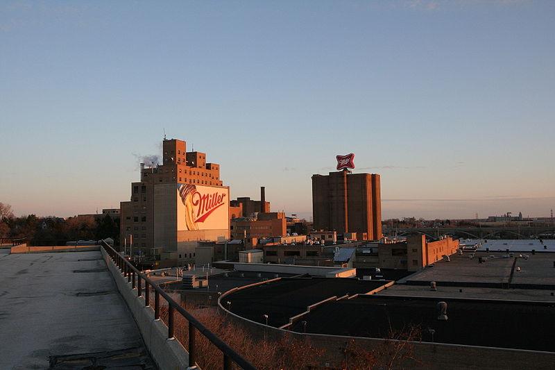 Miller Brewery Exterior