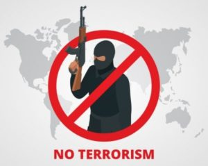 No Terrorism allowed