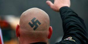 Neo Nazi Salute
