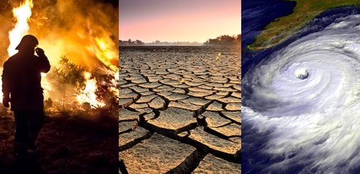 climate change disasters