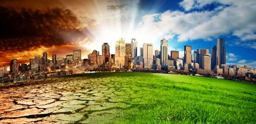 Climate change's disastrous effect on the planet